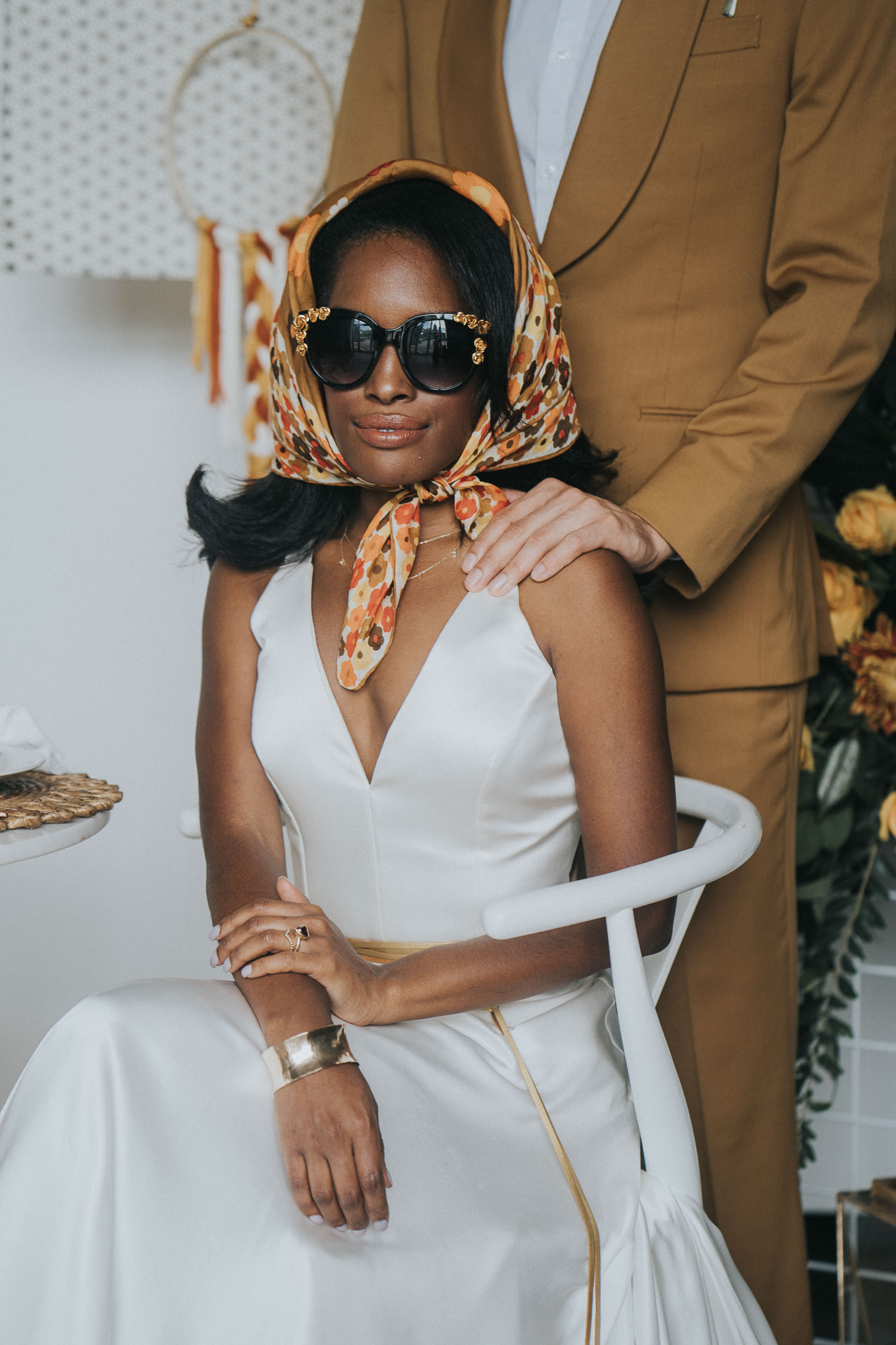 Groovy Wedding Inspiration from the 70s