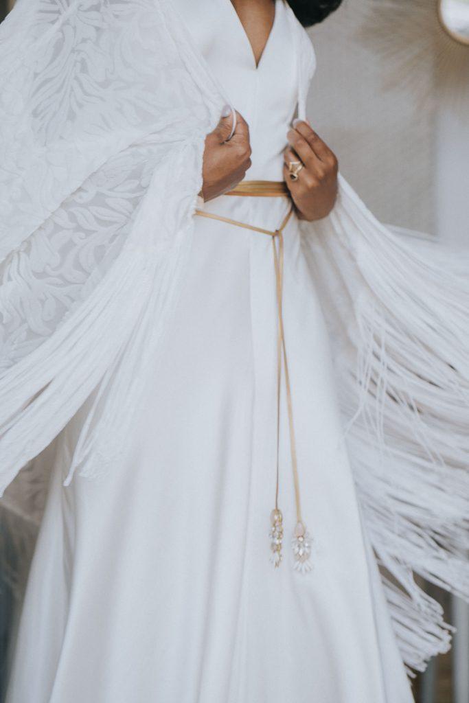 Fringe Bridal Komono