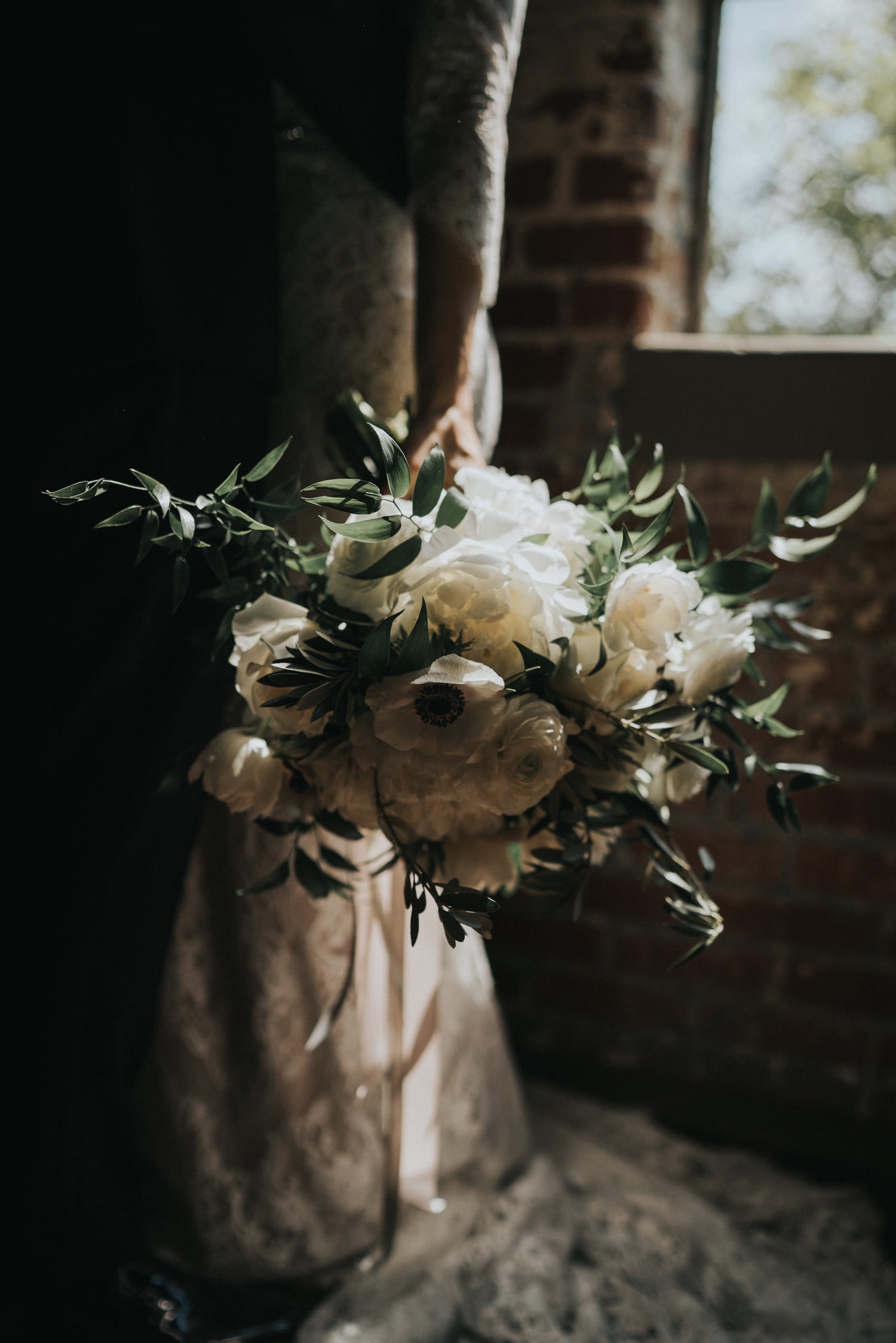 Bridal Bouquet at The Engine Room